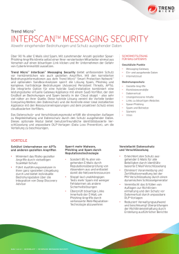 interscan™ messaging security