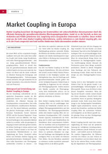 09/02 EMW: Marketcoupling in Europa