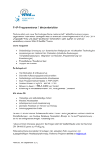 PHP-Programmierer