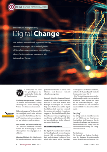 Digital Change - Opitz Consulting