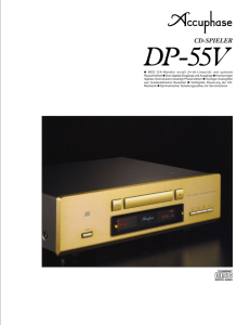 Accuphase DP-55V
