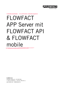 Untitled - FlowFact