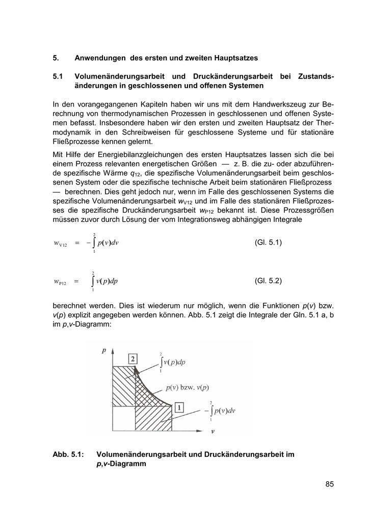 Thermodynamik Teil C