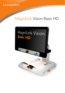 MagniLink Vision Basic HD
