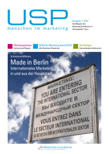 3,7 MB - pdf - Marketing Club Berlin