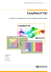 EasyMatch®QC