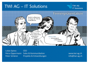 TWI AG – IT Solutions