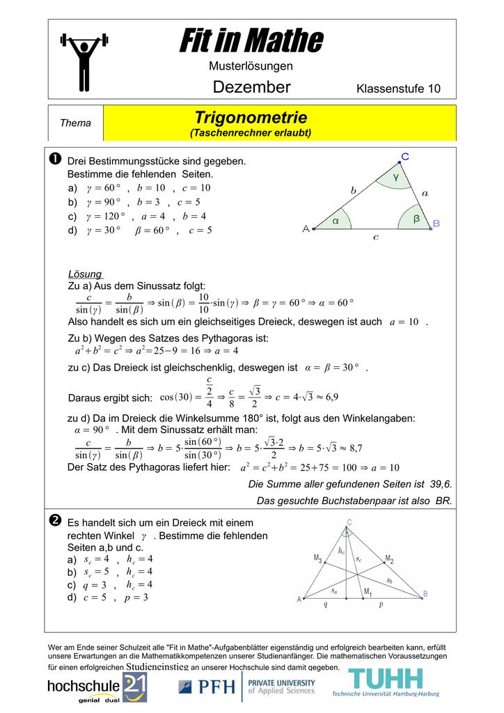 Fit in Mathe - Bildungslotse