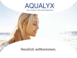 Aqualyx-Patientenvortrag als pdf