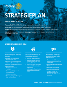 strategieplan