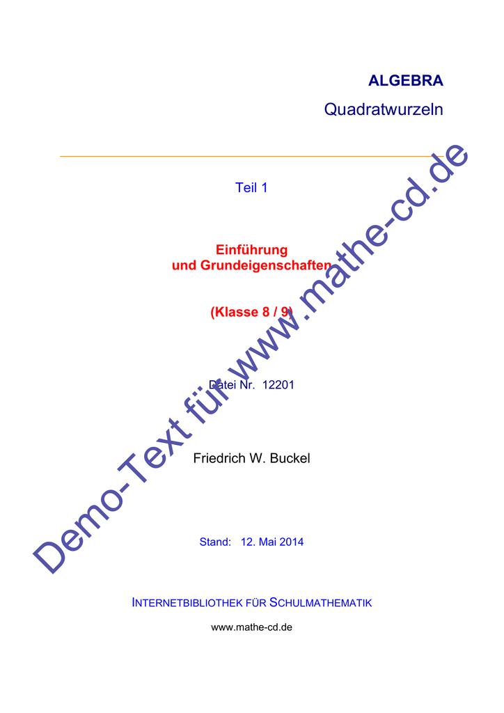 Gemütlich Klasse 12 Algebra Galerie - Mathematik & Geometrie ...