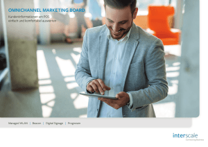 omnichannel marketing board