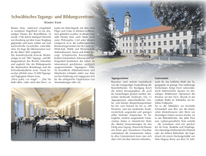 pdf - Kloster Irsee