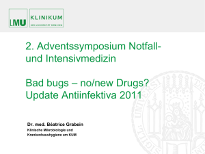 Bad Drugs no/new drugs