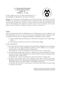10 - Mathematik-Olympiaden in Deutschland