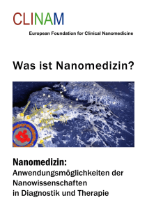 European Foundation for Clinical Nanomedicine