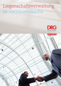 - DRG Immobilien