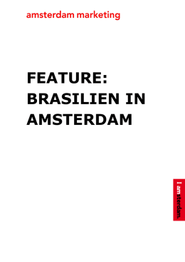feature: brasilien in amsterdam