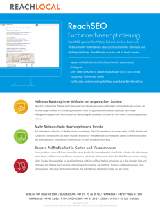 ReachSEO - ReachLocal