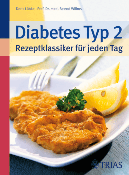 Trias: Diabetes Typ 2
