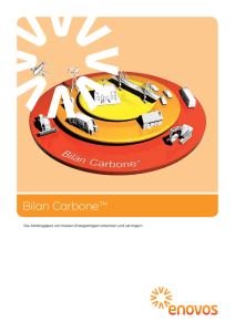 Bilan Carbone ™ - Luxembourg Energy Office