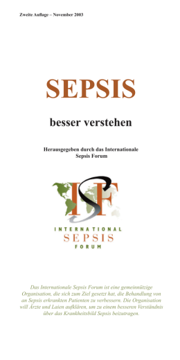 German 2Converted - International Sepsis Forum