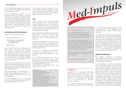 Med-Impuls - MS-Therapiezentrum