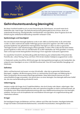 Artikel in PDF - Kinderarzt.at