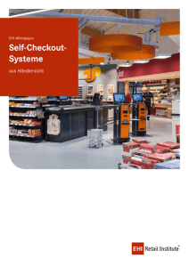 EHI Whitepaper Self-Checkout