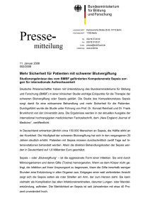 Presse - Physioklin