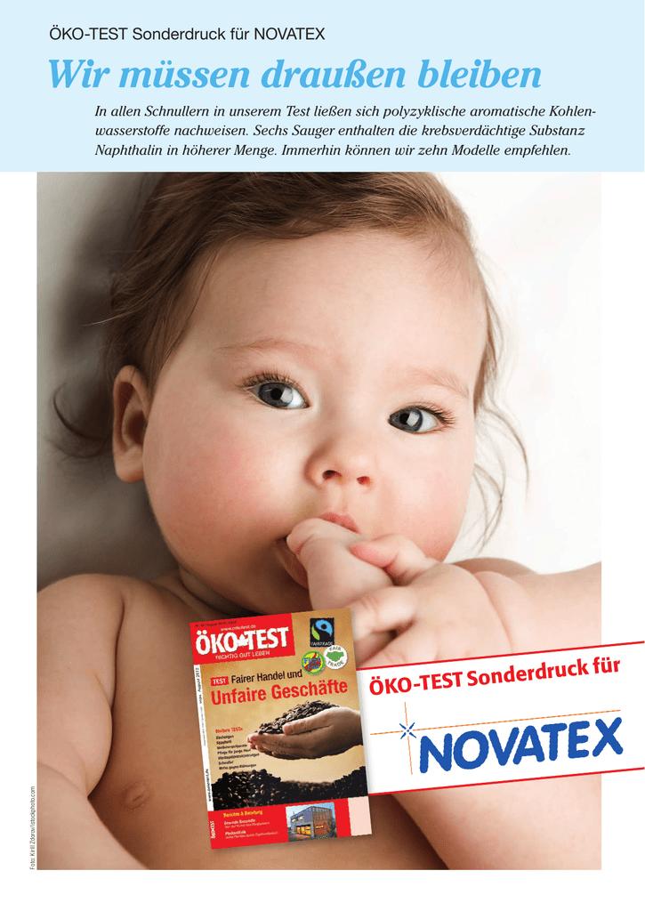 Babyschnuller von NUK bibi *ÖKOTEST SEHR GUT* 0-6  Monaten