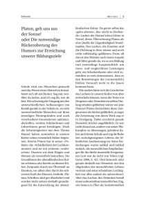 Editorial - Alpen-Adria-Universität Klagenfurt
