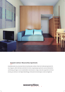 Factsheet Business-Apartments