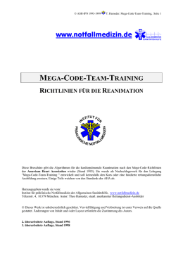 mega-code-team-training