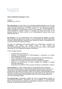 Stellenprofil Website_Search Marketig Manager