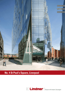 No. 4 St Paul`s Square, Liverpool