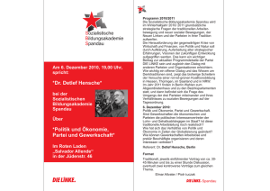 FLYER SBS 1110.cdr - DIE LINKE. Spandau