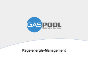 Regelenergie-Management