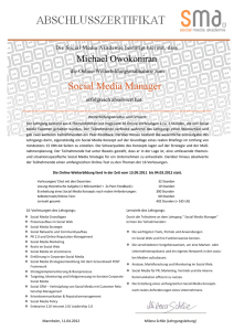 Social Media Manager - OWO