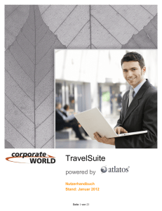 TravelSuite - atlatos