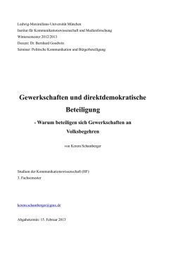 the PDF file - Ein Blog von Kerem Schamberger