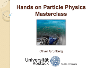 m - Elementary Particle Physics