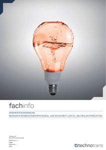 fachinfo - Technotrans
