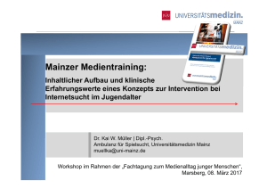 Mainzer Medientraining