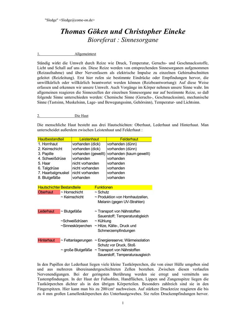 Beste Schweißdrüsen Galerie - Anatomie Ideen - finotti.info