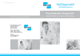 RaDiagnostiX - radiologie team rur