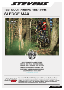 2016-01 Sledge Max Mountainbike Rider 01 2016