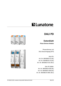 DALI PD - lunatone.at