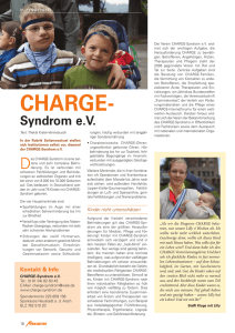 CHARGE Syndrom eV