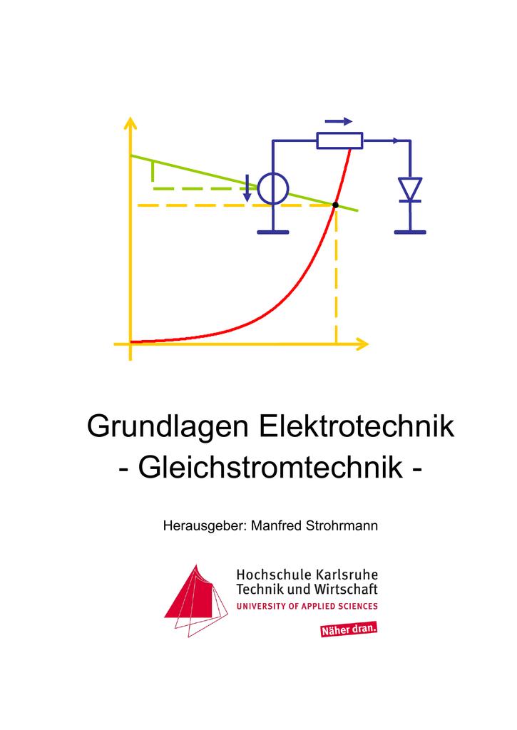 Skript Gleichstromtechnik, Sommersemester 2017